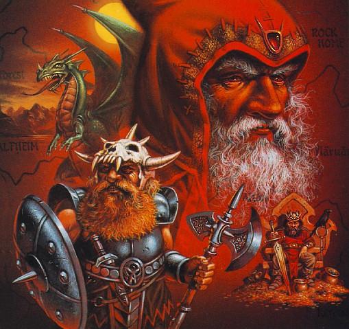 Good Slayer Lady, Magick Warriors 4