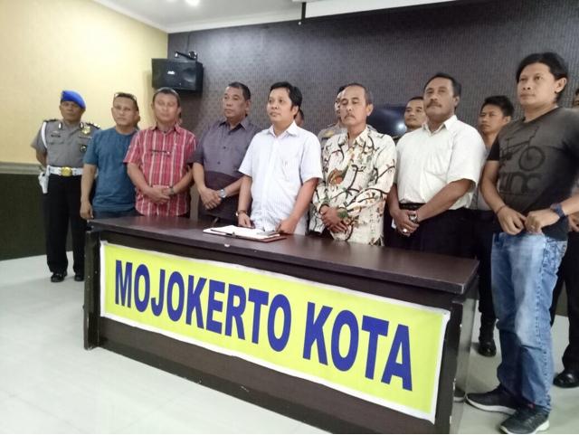 Buntut Insiden Pulorejo, 35 Orang Simpatisan PSHT Diamankan Polisi