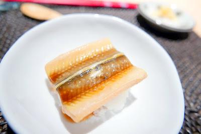 Unagi from Nodoguro Hardcore Sushi Omakase 1/31/2016