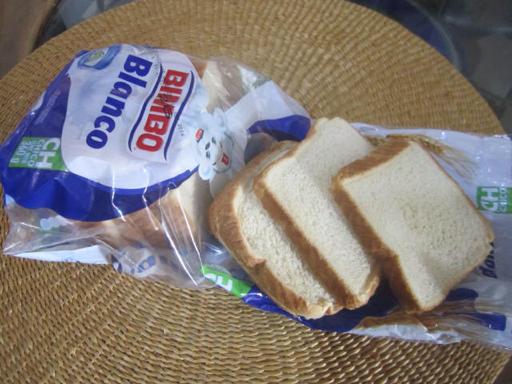Mexico Daily Living: My Bimbo Bread Experiment