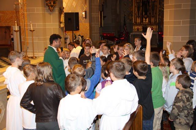 Rozpoczęcie Nowego Roku Szkolnego 2011 - DSC00003.JPG