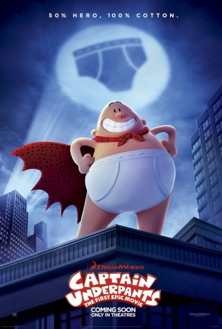 Siêu nhân quần chíp - Captain Underpants: The First Epic Movie (2017)