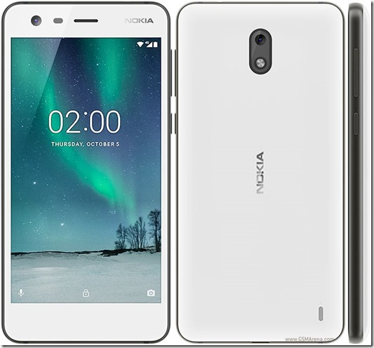 Nokia 2 Android