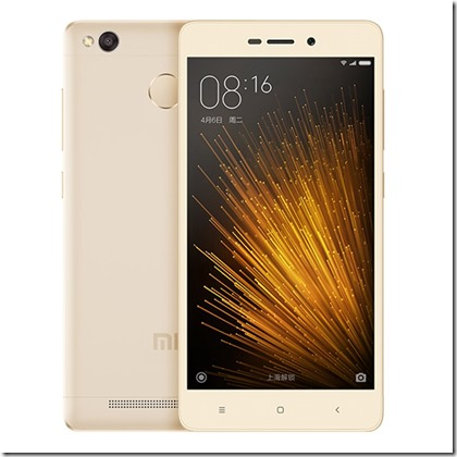 Harga Xiaomi Redmi 3X Spesifikasi