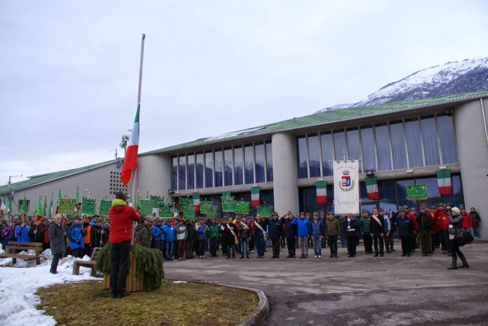 Campionato Nazionale ANA sci di fondo Piani di Bobbio - Campionati%2BNazionali%2BANA%2BBarzio%2Bapertura%2B24.JPG