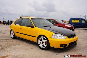 Honda Civic Jordan or EK9