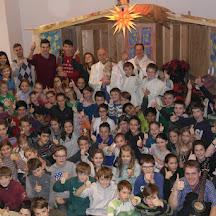Tage mit dem Jesuskind Dezember 2015