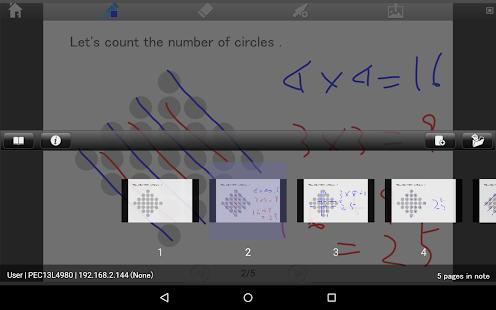 xSync Mobile - náhled