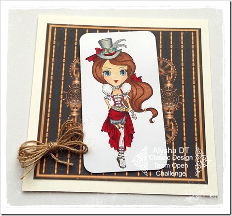 1st April Steampunk Gina WITH BORDER