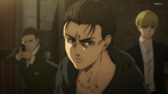 الحلقة السادسة عشر من Shingeki no Kyojin - The Last Season مترجمة