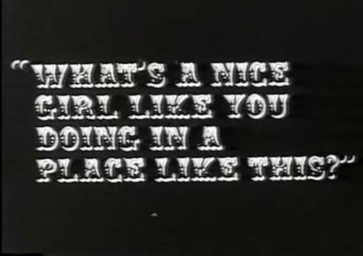 ¿Qué hace una chica como tú en un sitio como éste? (1963)