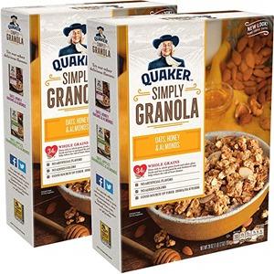 granola quaker