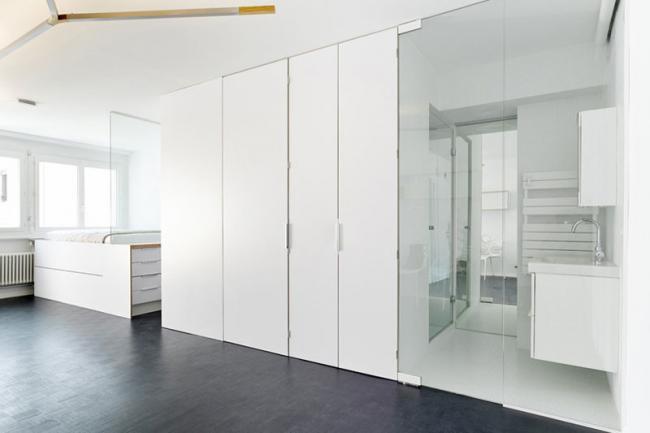 Remodelaci n apartamento 35 metros cuadrados for Como amueblar un loft de 35 metros