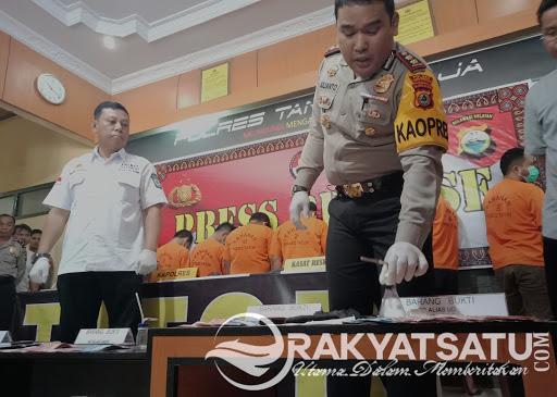 Kapolres Tana Toraja Ajukan Pemecatan Pada Oknum Polisi Pengedar Narkoba