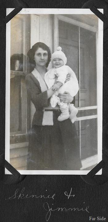 Aunt Frances Jimmie Henderson