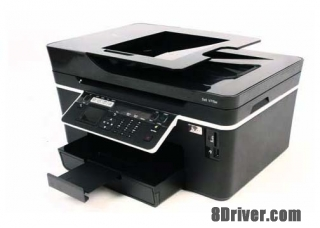Get Dell V715w Printer Driver and set up on Windows XP,7,8,10