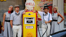 Fernando Alonso & Felipe Massa Shell promotion
