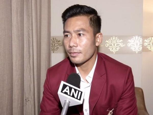 Chinglensana Singh Kangujam receives Arjuna Award 2019