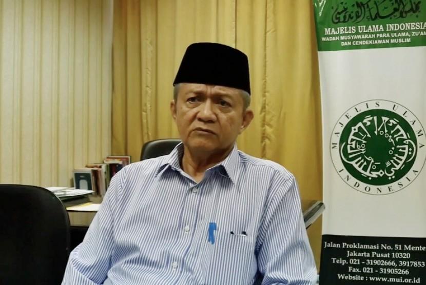 Wakil Ketua MUI Anwar Abbas: Pak Jokowi Cukup 2 Periode Saja, Maaf Rakyat Sudah Muak