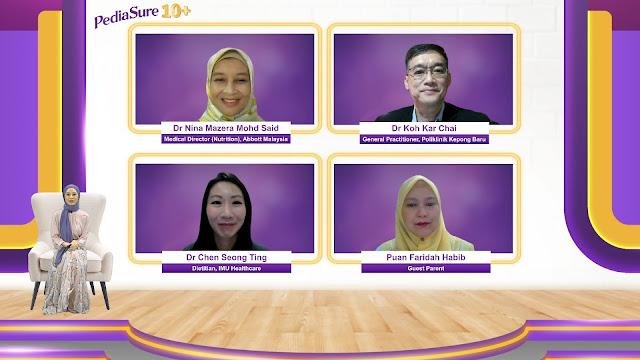 Abbott Perkenal PediaSure 10+ Untuk Memacu Tumbesaran Remaja Di Malaysia.