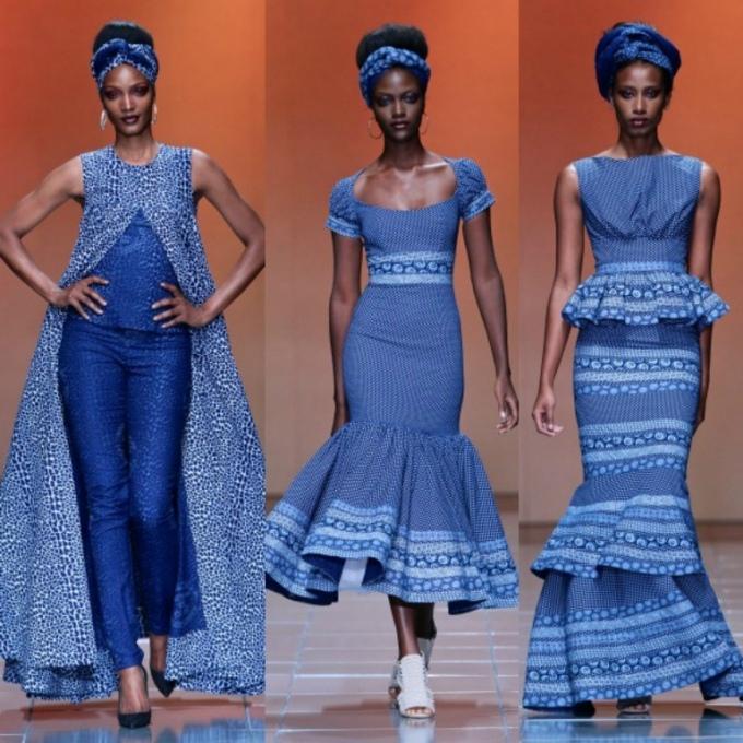 Traditional Shweshwe Dresses 2018 African Traditional Clothing 20