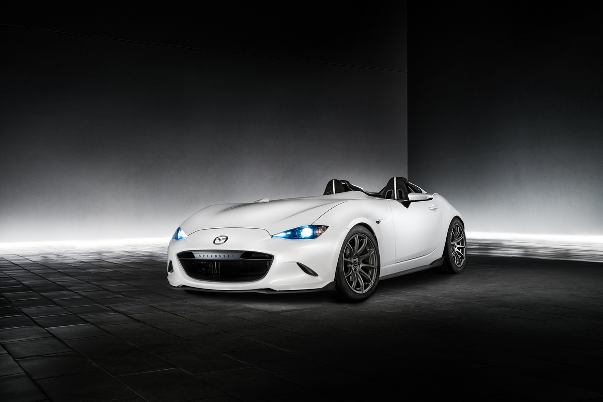 MX-5 Speedster Evolution Concept