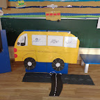 Introduction of Bus (Playgroup) 07.12.2015