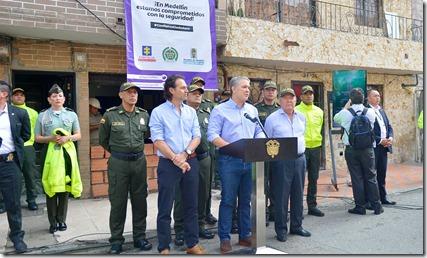 Desde Medellín, el Presidente            Iván Duque lanzó hoy una iniciativa para