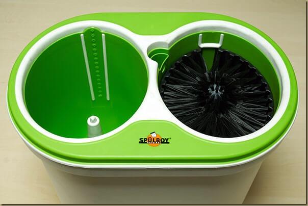 моющее средство для шпулбоя
