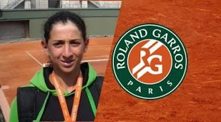 Roland Garros 2016 «juniors» : Ibbou qualifiée en quarts de finale du double