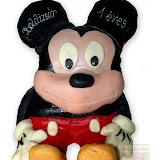 18. kép: Formatorták (lányoknak) - Mickey torta