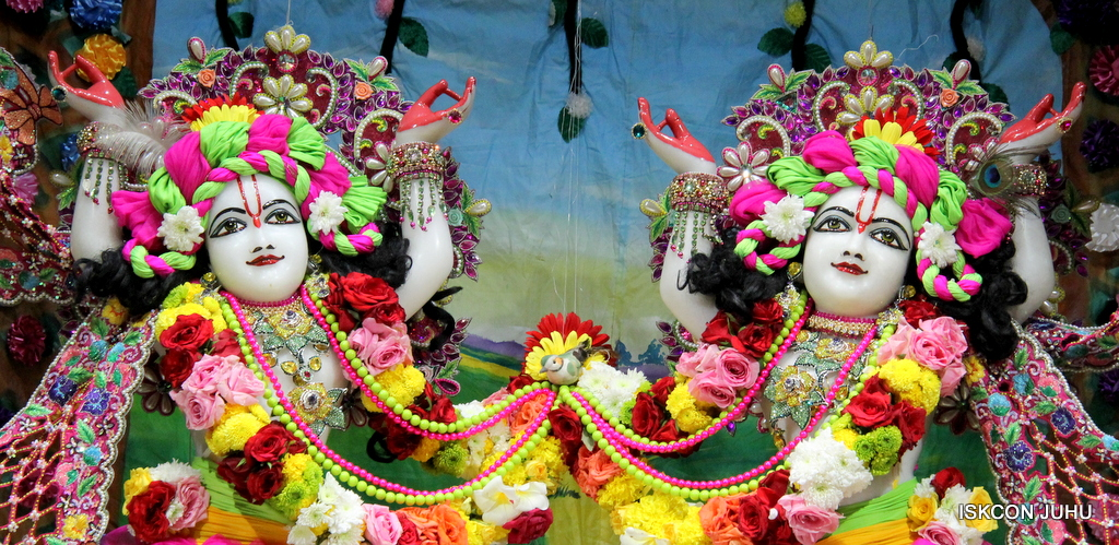 ISKCON Juhu Sringar Deity Darshan on 29th Sep 2016 (56)