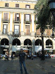 Barcelone: Plaza Real