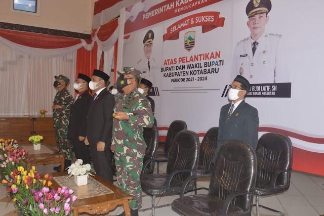 Usai Pelantikan Bupati, Ini Harapan Sekda dan Ketua DPRD Kotabaru