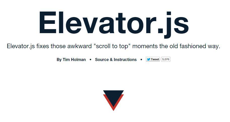 ElevatorJS