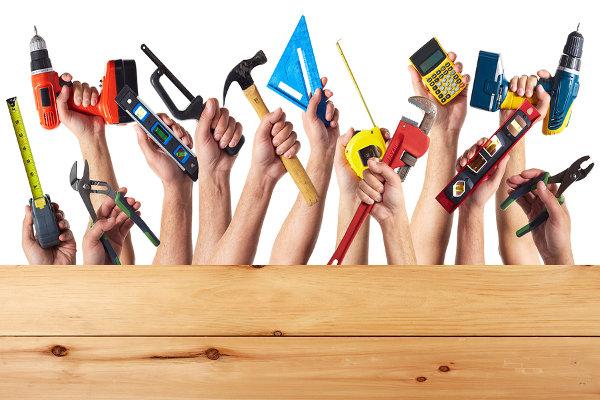 Tipe dan Fungsi Hand Tools