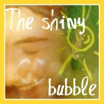 the shiny bubble