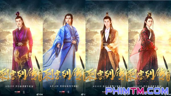 """Nghỉ hè rồi, chuẩn bị """"bung lụa"""" với 5 web drama Hoa Ngữ cực hay! - Ảnh 10."""