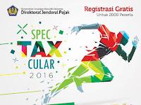SPECTAXCULAR lari 5k pajak