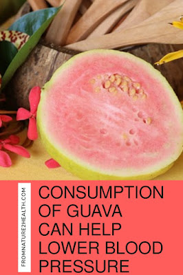 Consumption of Guava Can Treat Hypertension