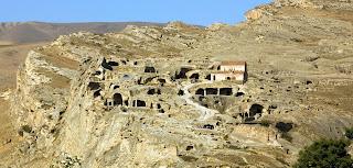 Uplistsikhe (nastarejše naselje v Gruziji)
