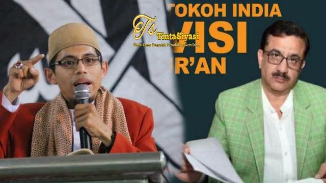 Tokoh India Revisi Al-Qur'an, Ajengan YRT: Bentuk Nyata Penistaan Islam yang Tidak Bisa Dibiarkan