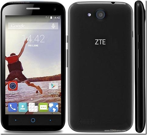 ZTE Blade Q Lux, Smartphone 4G LTE Murah Hadir di Indonesia