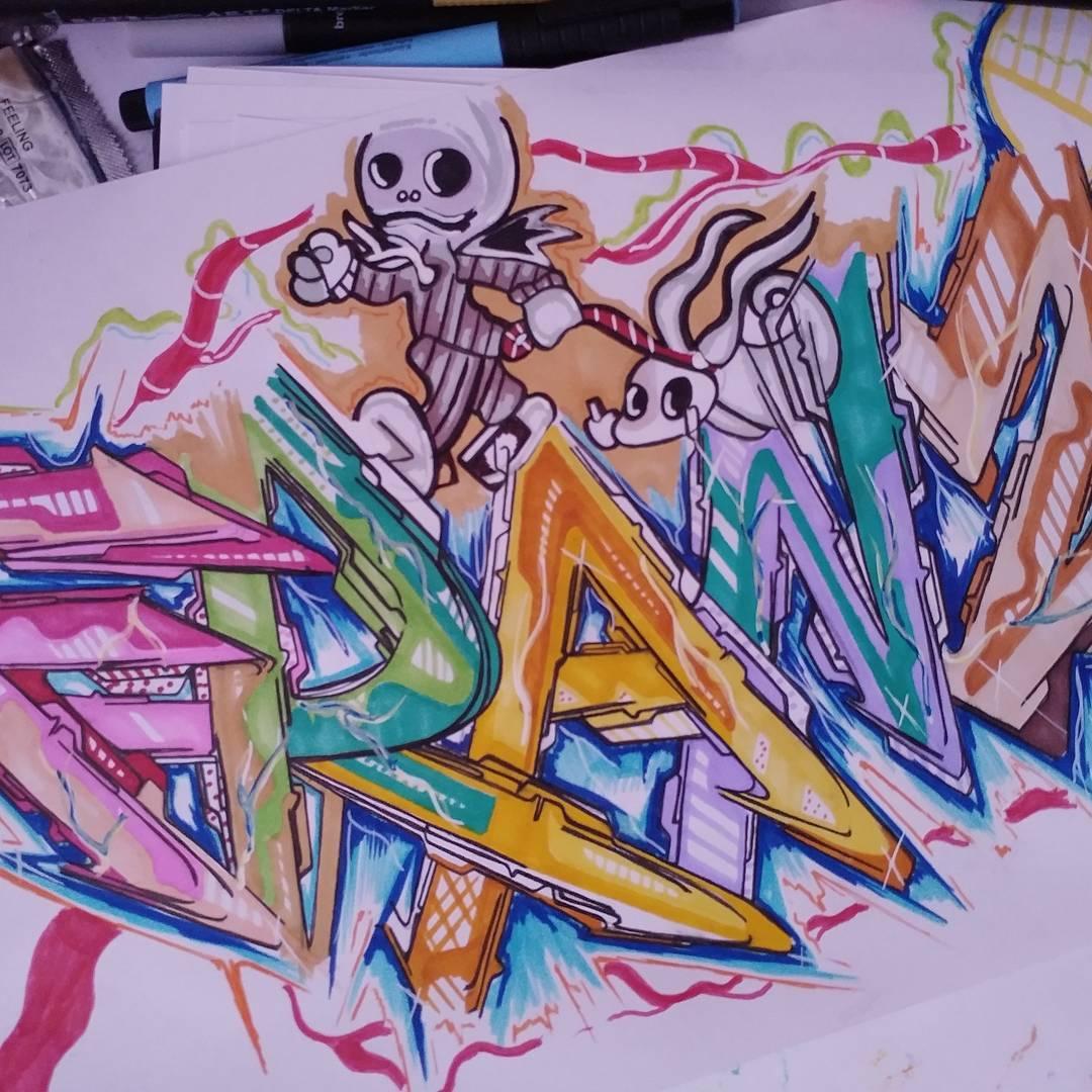 dibujos-lapiz-graffitis650