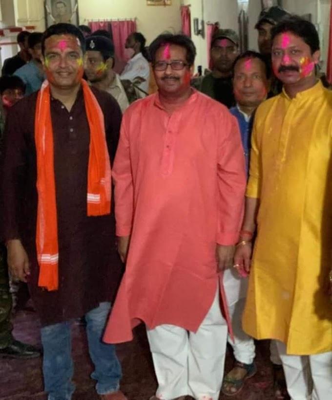जनता के चेहरे की मुस्कुराहट ही उनके लिए सबसे बड़ा सौगात : मंत्री सुमित कुमार सिंह