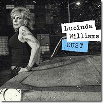 Lucinda Williams DUST album