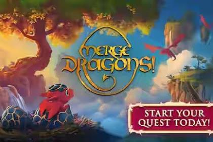 Merge Dragons! v2.0.1 Full Apk Mod For Android