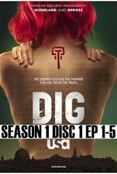 Dig Season 1 - Âm mưu