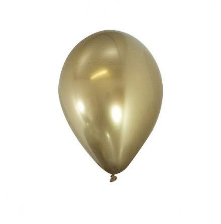 Ballonger - Guld krom