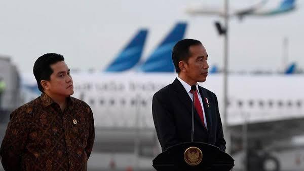 Erick Thohir: Presiden Kita Gila Kerja